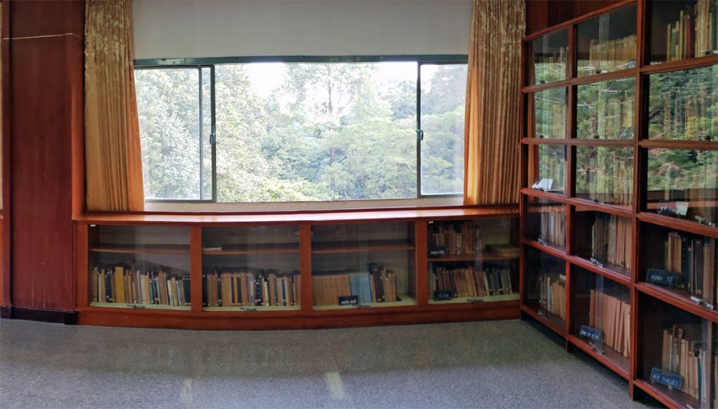 Another area of the library.